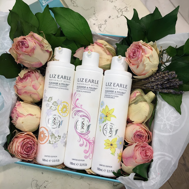 Liz Earle limited edition Cleanse & Polish + GIVEAWAY!