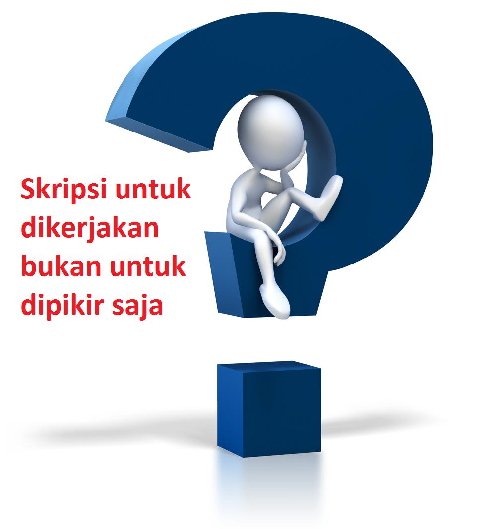 tips & trick skripsi