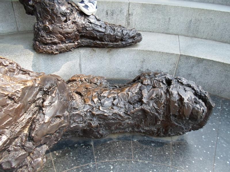 Berks Robert 1922-2011 | American sculptor | Albert Einstein Memorial | Washington DC 1979