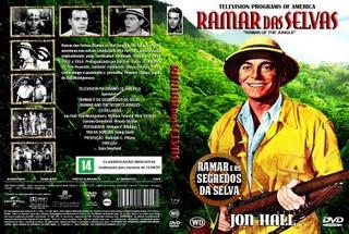 RAMAR DAS SELVAS - RAMAR E OS SEGREDOS DA SELVA (1964)