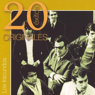 Los Iracundos - Candilejas on 20 Exitos Originales Album