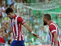 Real Betis 0 - 2 Atletico Madrid # Tous les Buts