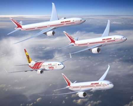 indian airlines  international