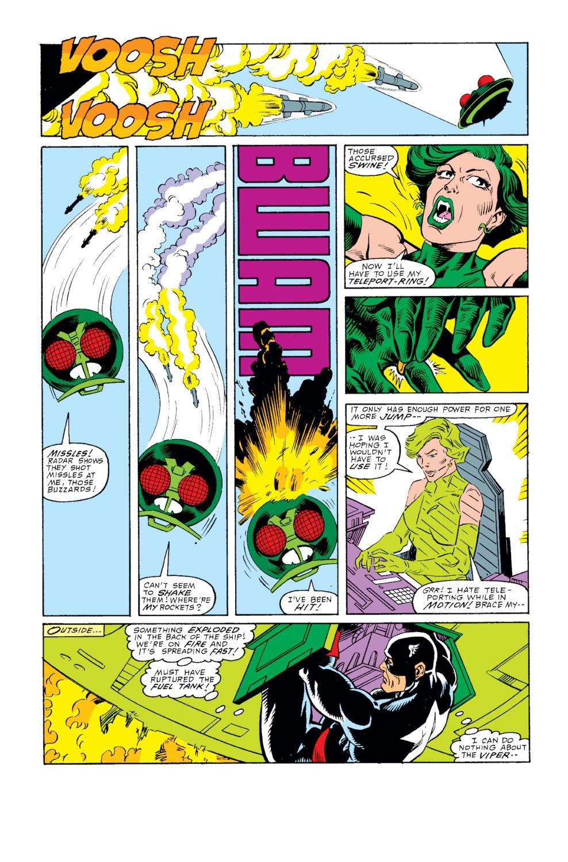 Captain America (1968) Issue #343 #273 - English 18