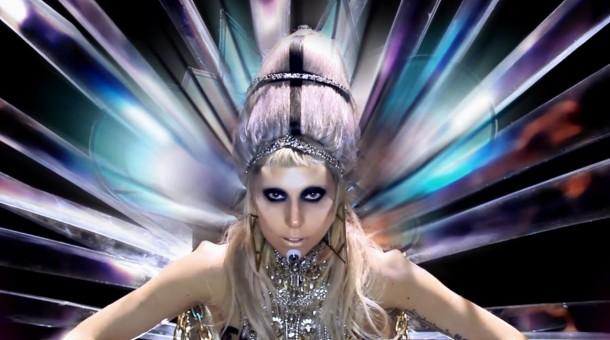 lady gaga born this way album booklet pictures. lady gaga born this way cd