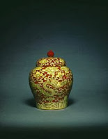 Vase-Chine-Dragon