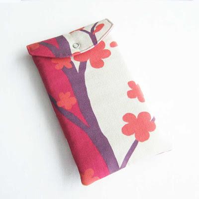 designer handmade kindle case