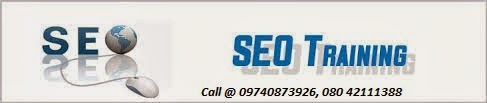 Bangalore SEO Training Centre