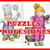 puzzles profesiones