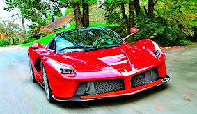 Foto dan Gambar Mobil Sport Ferrari LaFerrari_7