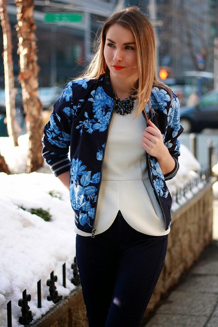 bomber jacket trend 2014