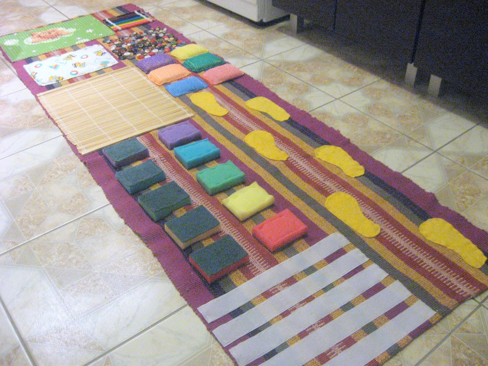 Массажные коврики своими руками для детского сада. Как сделать массажный 82