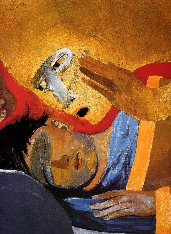 Aleteos de volvoreta: El sueño de San José