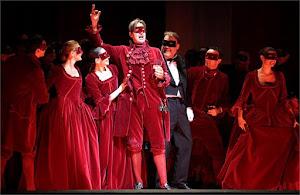 Don Giovanni. Festa a casa seva