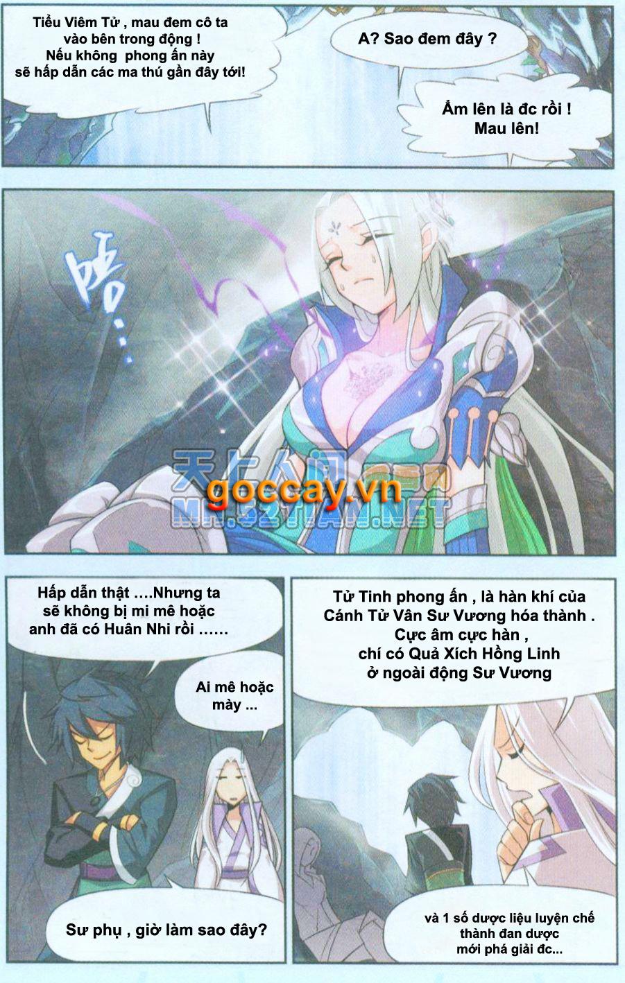 Đấu Phá Thương Khung chap 27 page 8 - IZTruyenTranh.com