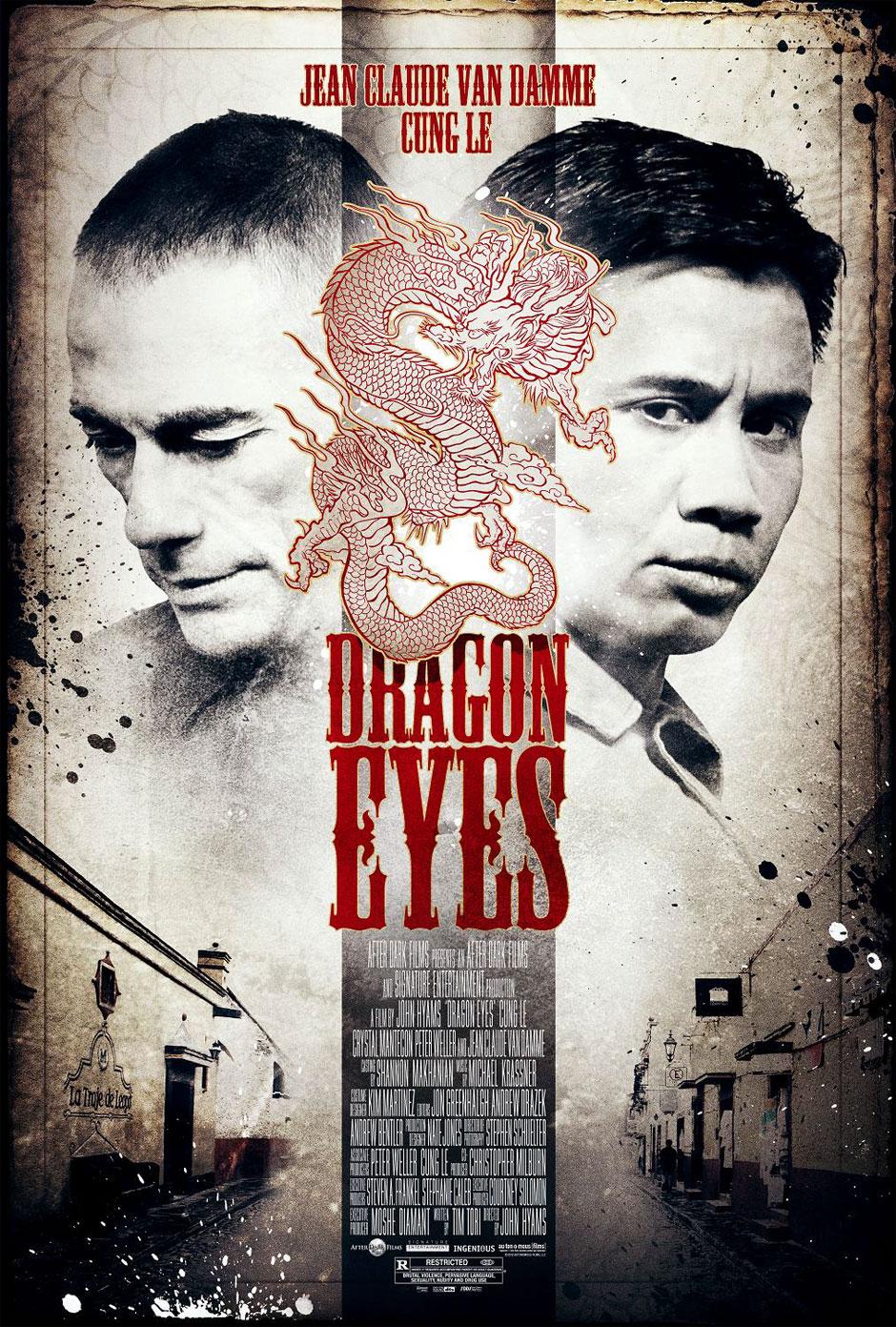 Los ojos del dragón (Dragon Eyes) (2012)