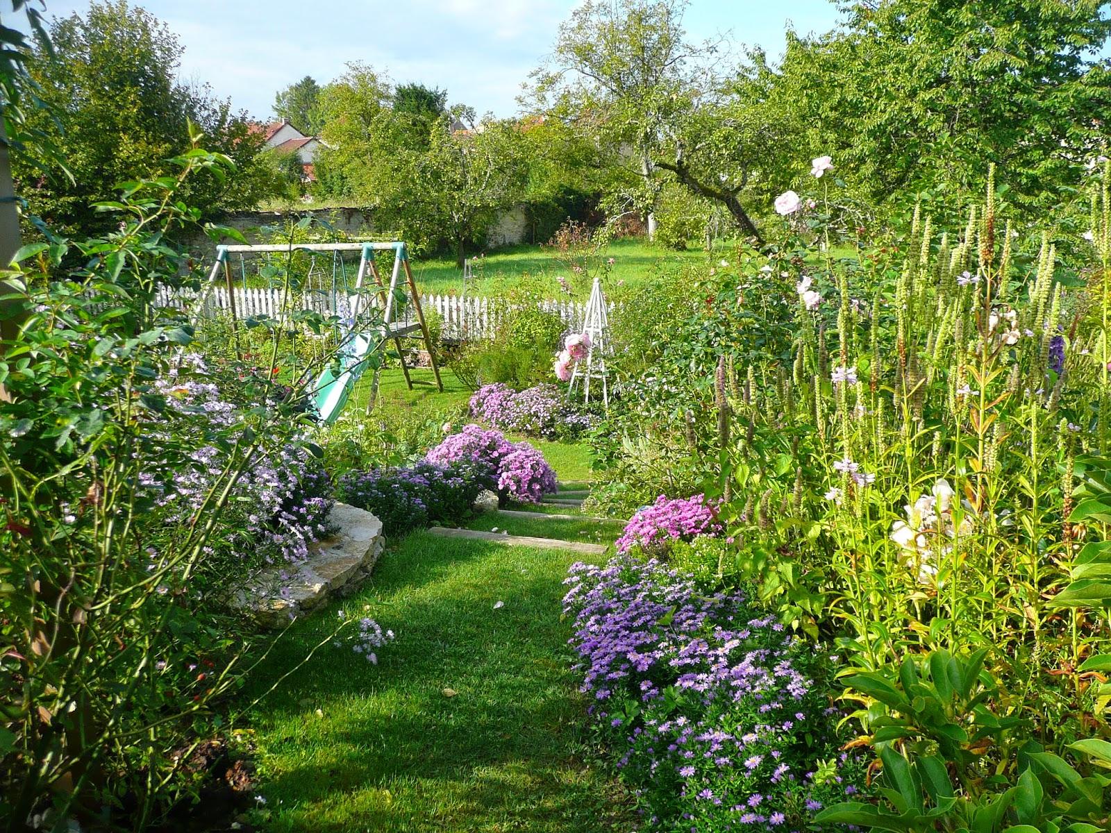 Notre jardin secret a la faveur de l 39 automne for Jardin synonyme