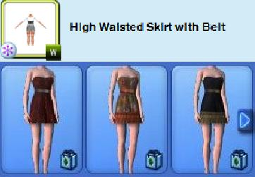 bad size clothing sims 3
