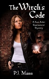 The Witch's Code (Paul Mann)
