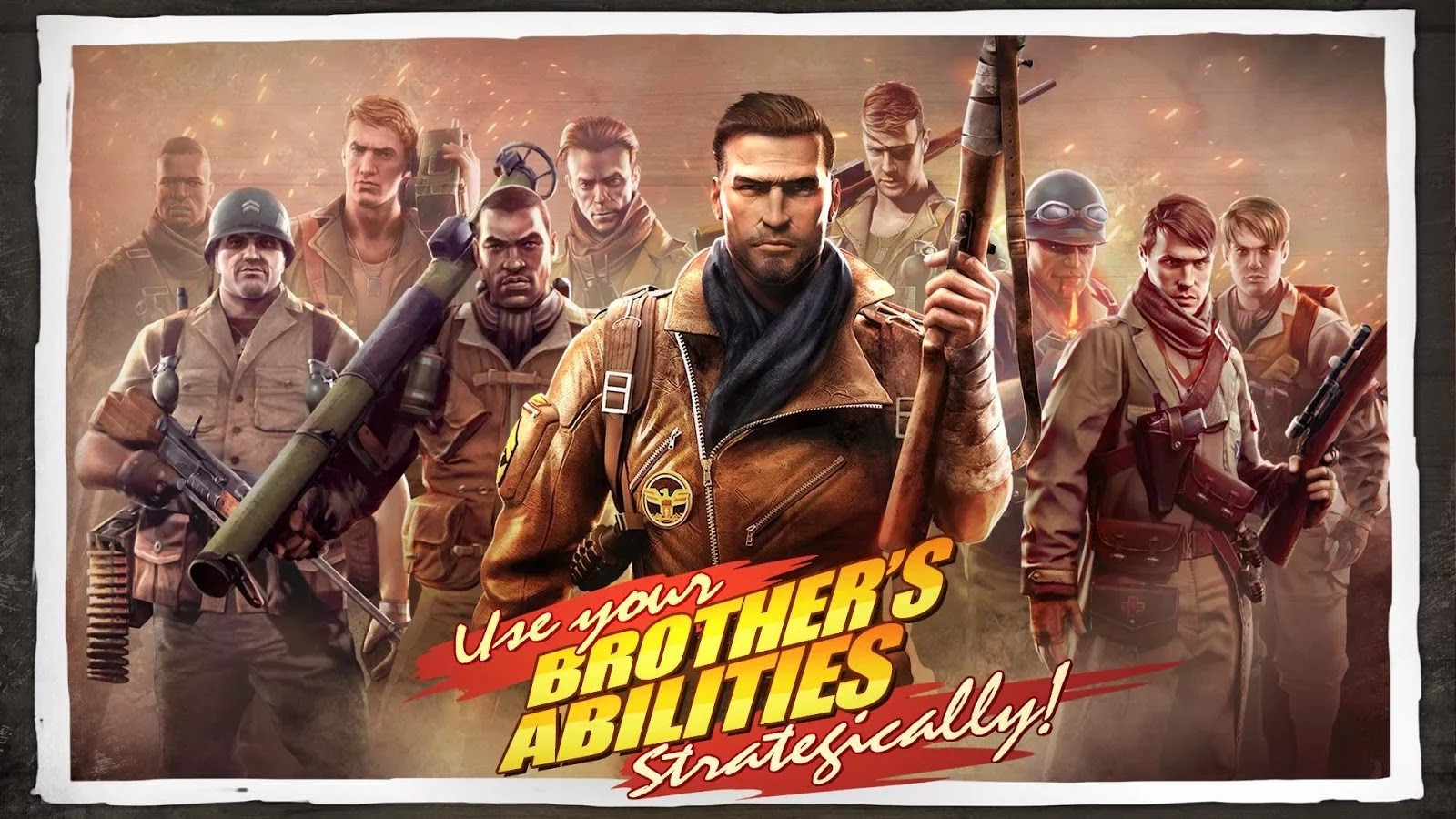 Brothers in Arms® 3 v1.3.3a Mod