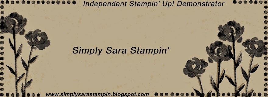 Simply Sara Stampin'