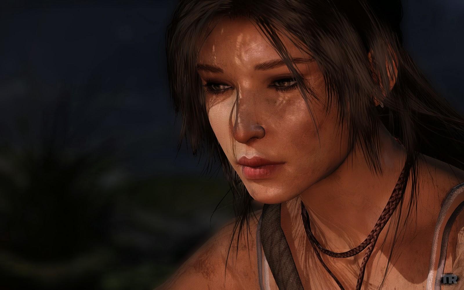 Tomb Raider Definitive Edition เปรียบเทียบระหว่าง PS4 กับ PS3