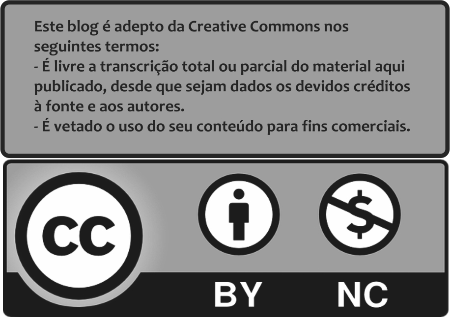 Sobre o uso do material do blog