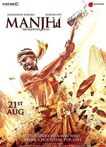 Watch Manjhi The Mountain Man (2015) DVDRip Preview Copy Leaked Hindi Full Movie Watch Online Free Download
