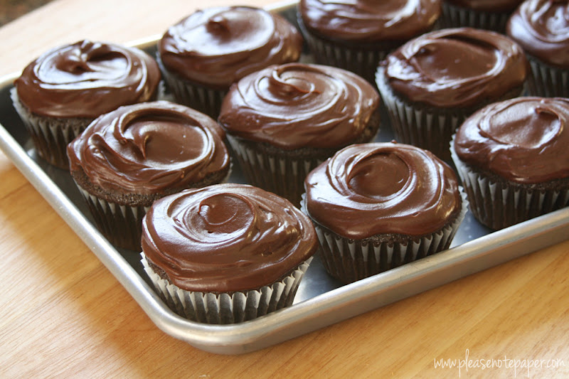 best homemade chocolate cupcakes