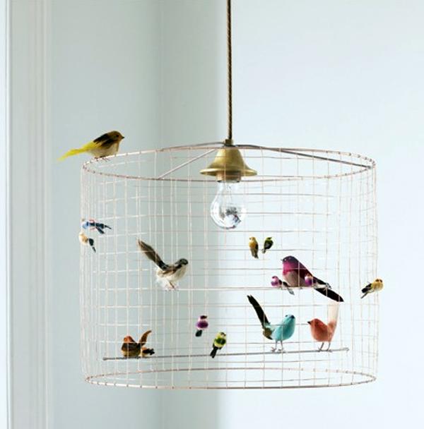 Bird Cage Chandelier von Graham und Green