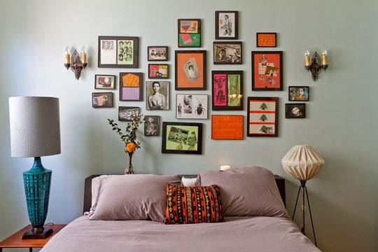 Como decorar con cuadros - CASAS IDEAS