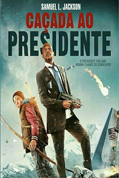 Caçada ao Presidente – Dublado (2014)