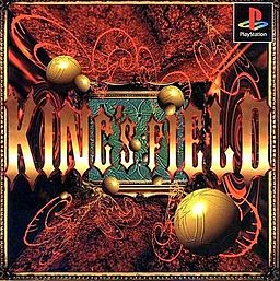 Kings Field Cover Box Art