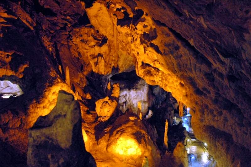 Ballıca Mağarası Tokat