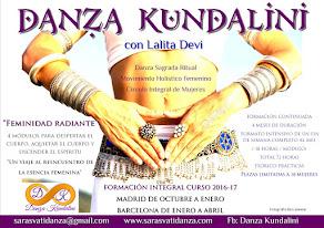Formación Danza Kundalini