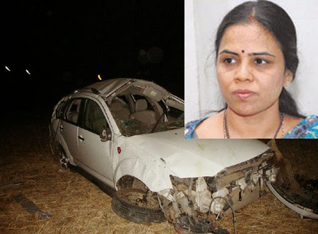 Shobha driver missing?