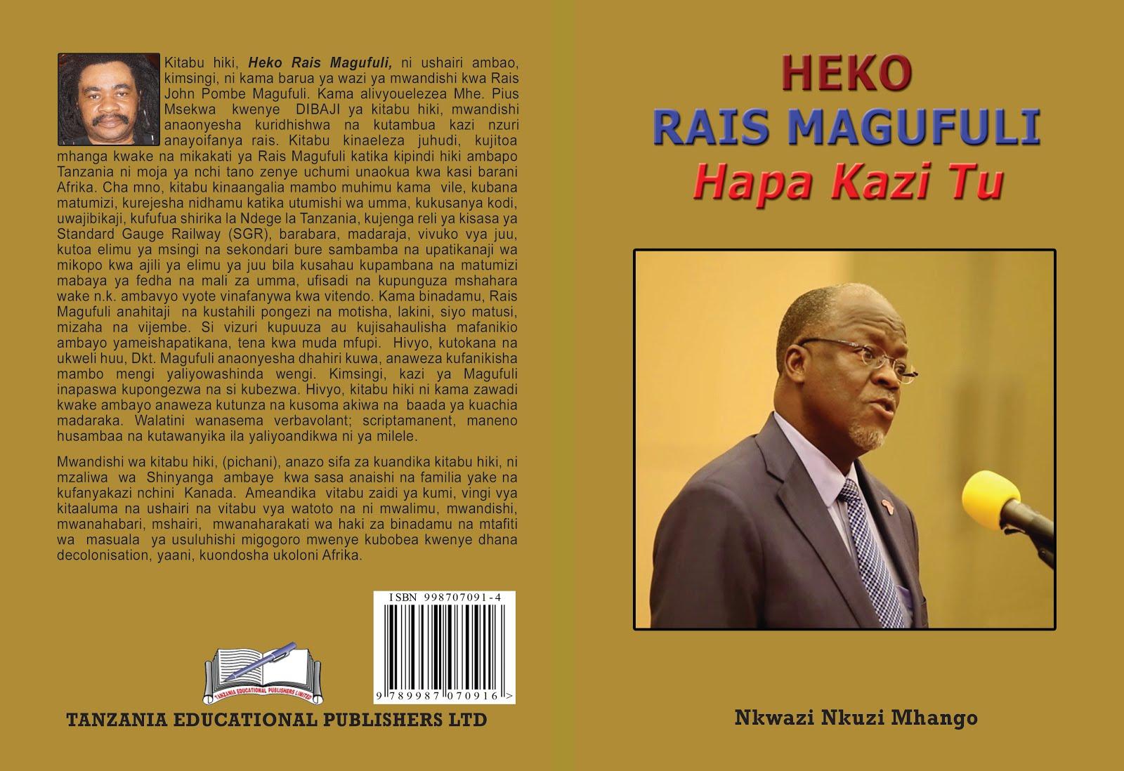 Heko Rais Magufuli