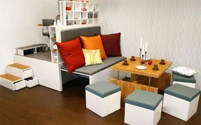 How to Downsize Inside And Out - Interior Design ideas - , Home Interior Design Ideas , http://homeinteriordesignideas1.blogspot.com/