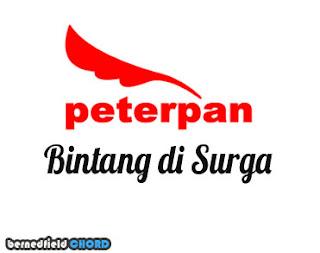 Lirik dan Chord(Kunci Gitar) Peterpan ~ Bintang Di Surga