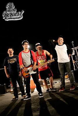 No More Heroes! Band Pop Punk Bandung Foto Personil Logo Wallpaper