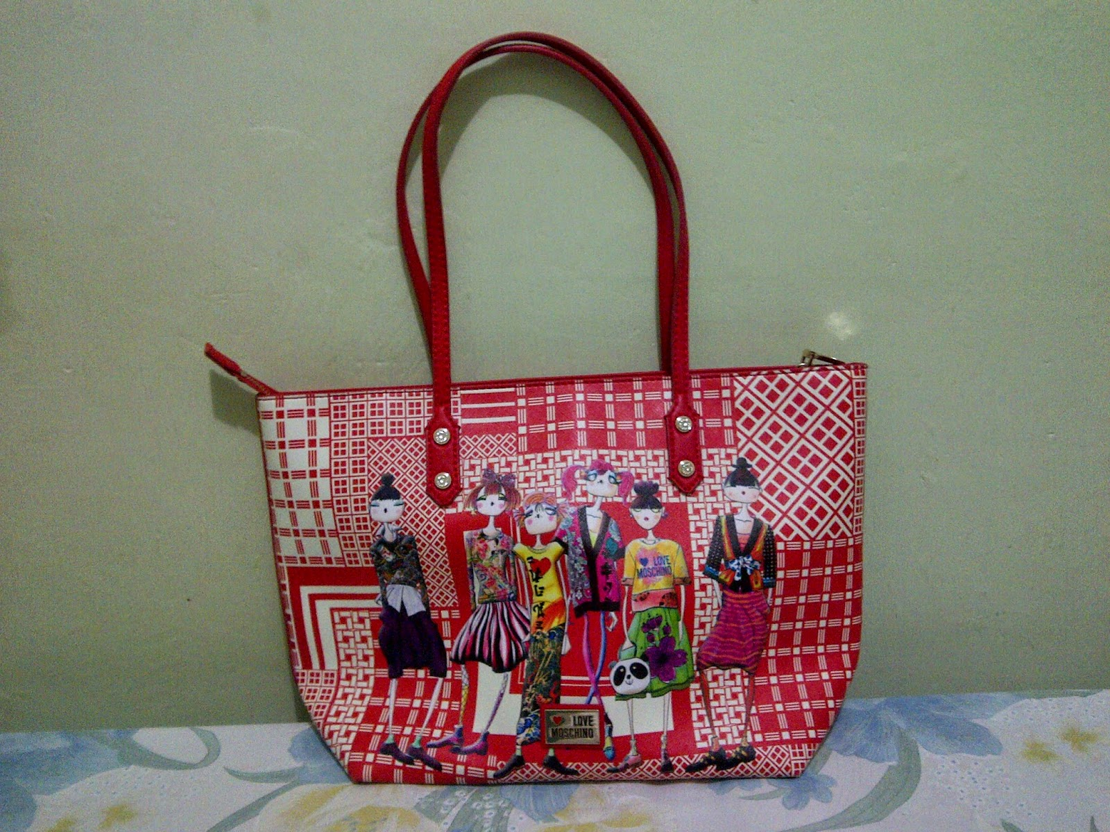 Love Moschino Tote Bag