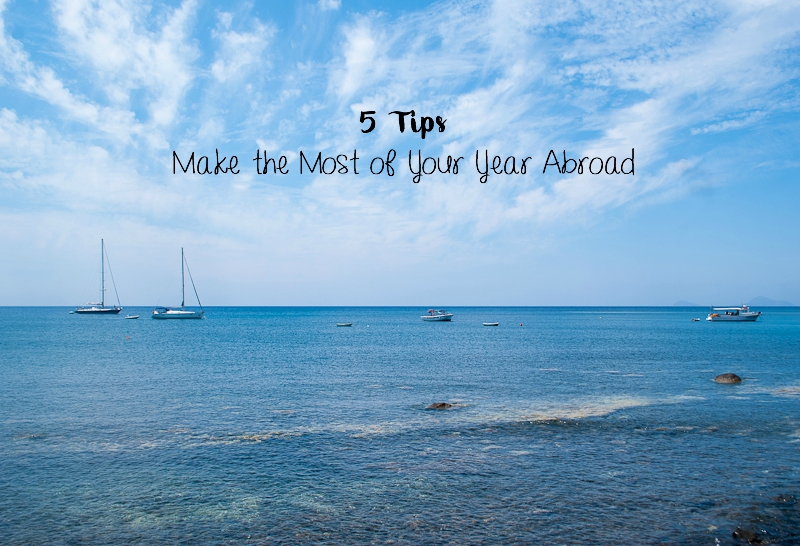 How to enjoy and make the most of your experience living abroad, 5 tips and tricks.