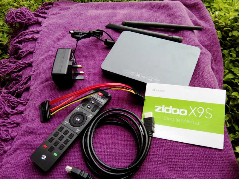 Zidoo X9s 4k Android 6 Tv Box With Dolby Digital Decoding