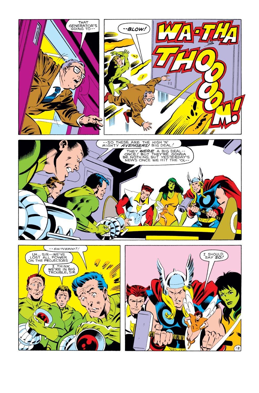 Captain America (1968) Issue #289 #205 - English 19