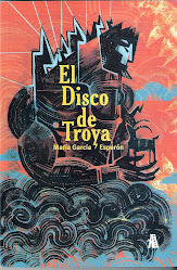 Mi nuevo libro en Cuba: <br>El Disco de Troya