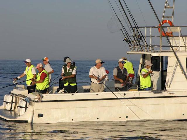 рыбалка в албуфейре