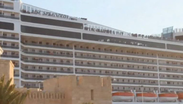 Круизные лайнеры обходят Одессу стороной