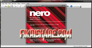 Nero Burning ROM 12 12.0.00300 Full Serial Number / Key