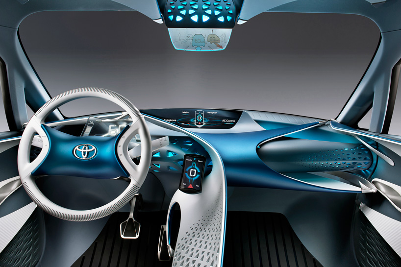 toyota ft bh hybrid concept car auto car. Black Bedroom Furniture Sets. Home Design Ideas