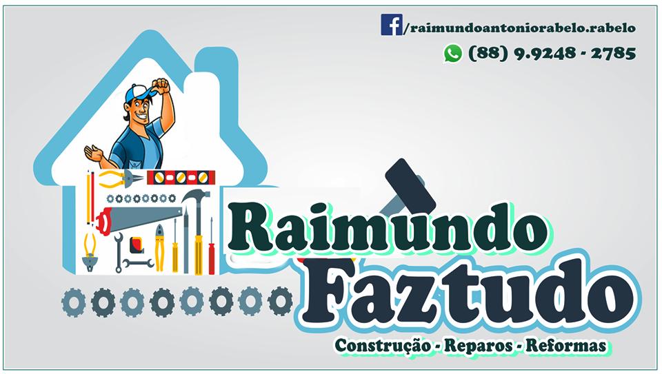Raimundo Faztudo: construção, reparos e reformas.
